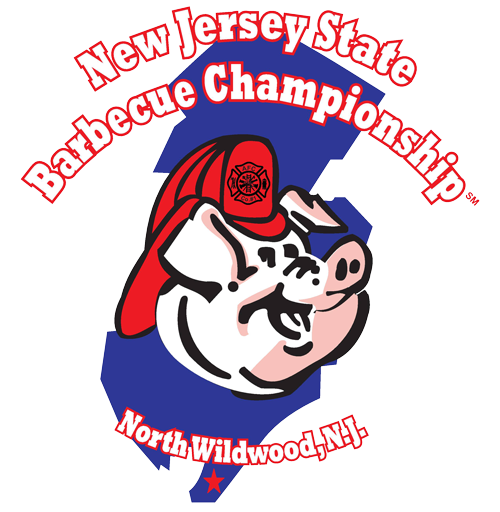 New Jersey State Barbecue Championship Logo